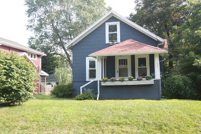 Kalamazoo Single Family Home For Sale: 303 Fairview Avenue