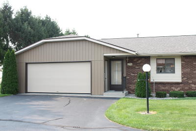 Ottawa County Condo/Townhouse For Sale: 6716 Waterview Drive SW #67