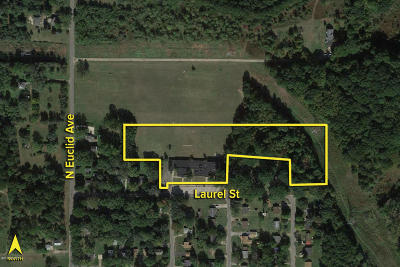 Berrien County Residential Lots & Land For Sale: 2199 Laurel Avenue