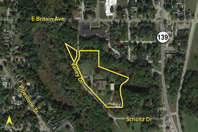 Berrien County Residential Lots & Land For Sale: Valley Drive