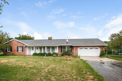 Ada Single Family Home For Sale: 9023 5 Mile Road NE