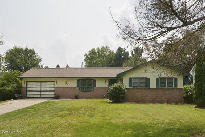 Van Buren County Single Family Home For Sale: 56249 Fairway Drive