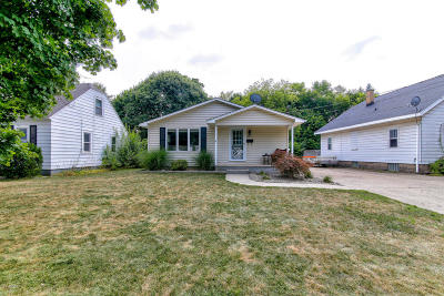 Grand Rapids Single Family Home For Sale: 650 Wolverine Drive NE