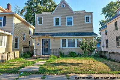 Single Family Home For Sale: 80 Kirtland Street SW