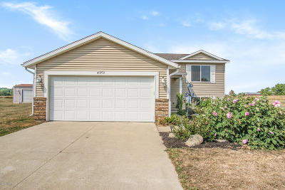 Fremont Single Family Home For Sale: 4973 Daisy Way
