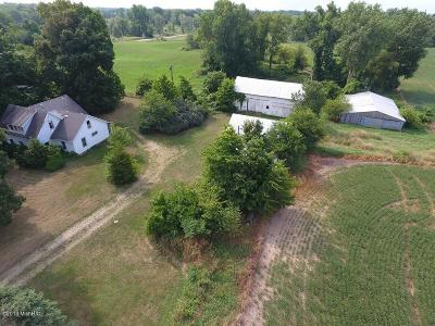 Branch County Residential Lots & Land For Sale: 191 Barnhart Road E