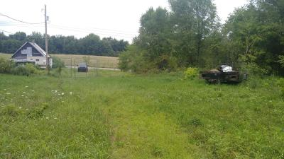 Berrien County, Branch County, Calhoun County, Cass County, Jackson County, Hillsdale County, Kalamazoo County, Van Buren County, St. Joseph County Residential Lots & Land For Sale: 63083 Cr 376