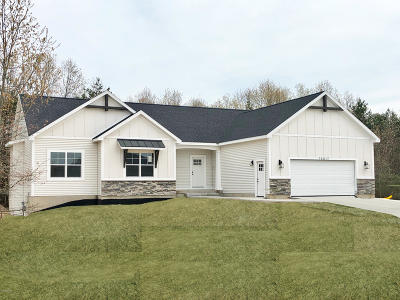 Grand Haven Single Family Home For Sale: Lot 43 Copperwood Drive