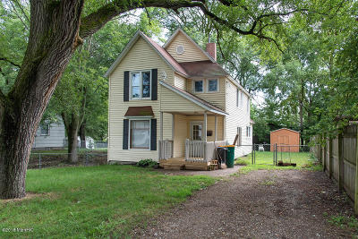 Battle Creek Single Family Home For Sale: 122 Lacey Avenue