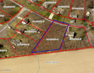 Greenville Residential Lots & Land For Sale: 8448 Crestview Drive