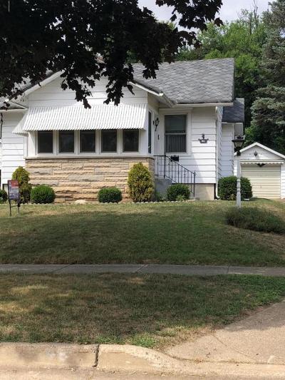 Battle Creek Single Family Home For Sale: 86 W Kingman Avenue