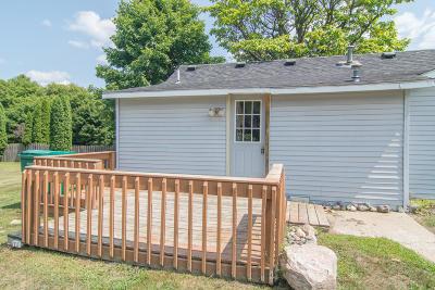 Edmore Single Family Home For Sale: 707 E Main Street