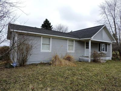 Berrien County, Cass County, Van Buren County Single Family Home For Sale: 3661 Oxbow Rd