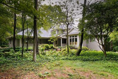 Berrien County, Branch County, Calhoun County, Cass County, Hillsdale County, Jackson County, Kalamazoo County, St. Joseph County, Van Buren County Single Family Home For Sale: 10918 E De Avenue