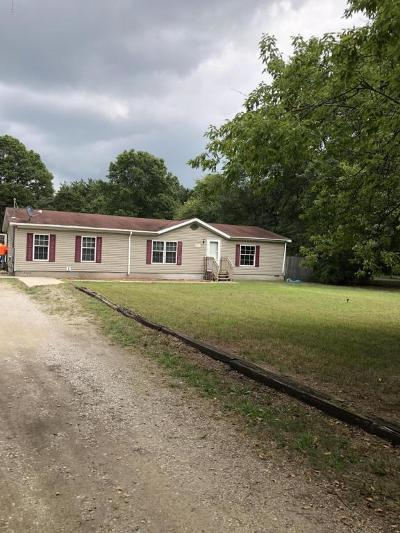 Muskegon, Muskegon Heights, North Muskegon Single Family Home For Sale: 886 Chatterson Road