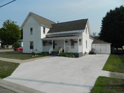 Shelby MI Single Family Home For Sale: $99,900