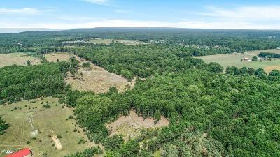 Benzie County, Charlevoix County, Clare County, Emmet County, Grand Traverse County, Kalkaska County, Lake County, Leelanau County, Manistee County, Mason County, Missaukee County, Osceola County, Roscommon County, Wexford County Residential Lots & Land For Sale: W County Line Road