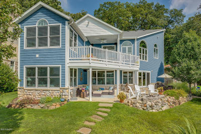 Cass County Single Family Home For Sale: 63306 Birch Road