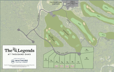 Grand Rapids Residential Lots & Land For Sale: 4068 Legend Woods Lane