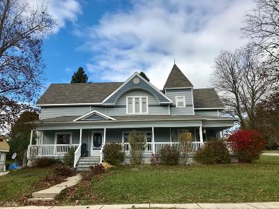 Marion Single Family Home For Sale: 319 3rd Street