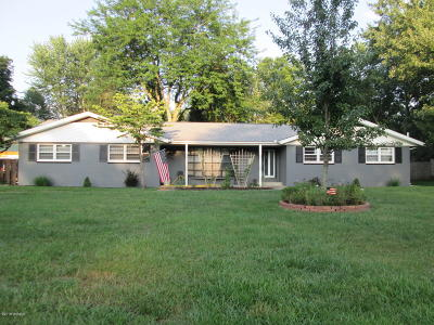 St. Joseph County Single Family Home For Sale: 1108 Independence Avenue