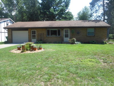 Berrien Springs Single Family Home For Sale: 5640 Orchard Drive