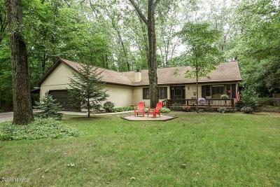 New Buffalo Single Family Home For Sale: 14458 Wolf Lane