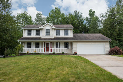 Grand Haven, Spring Lake Single Family Home For Sale: 16204 Heather Court