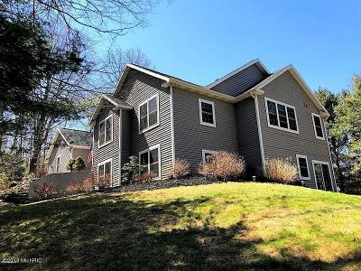 Plainwell Single Family Home For Sale: 280 Spruceview Drive