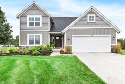 Hudsonville Single Family Home For Sale: 5174 Copperleaf Court