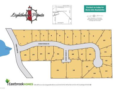 Muskegon Residential Lots & Land For Sale: 3867 Harbor Breeze Drive