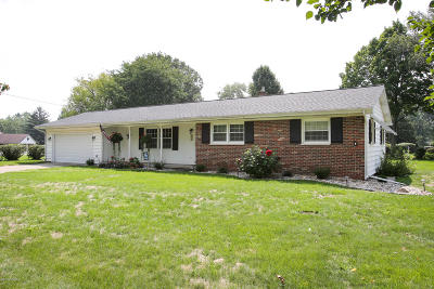 Coldwater Single Family Home For Sale: 139 W State Street