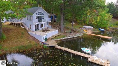 Missaukee County Single Family Home For Sale: 8390 Jennings Road