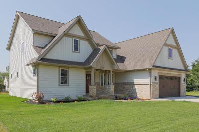 Kalamazoo County Single Family Home For Sale: 2631 Avalon Woods Drive