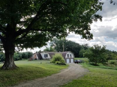 Dowling Single Family Home For Sale: 8222 Cedar Creek Road