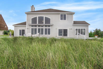 Benzie County, Charlevoix County, Clare County, Emmet County, Grand Traverse County, Kalkaska County, Lake County, Leelanau County, Manistee County, Mason County, Missaukee County, Osceola County, Roscommon County, Wexford County Single Family Home For Sale: 324 Dunes Drive