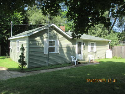 Hillsdale Single Family Home For Sale: 4152 S Pleasant Drive