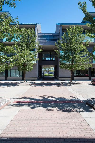 Grand Haven Condo/Townhouse For Sale: 529 Miller Drive #210