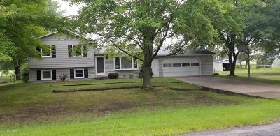 Mattawan Single Family Home For Sale: 57115 Hamilton