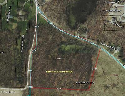 Buchanan Residential Lots & Land For Sale: No Address Red Bud Trail N