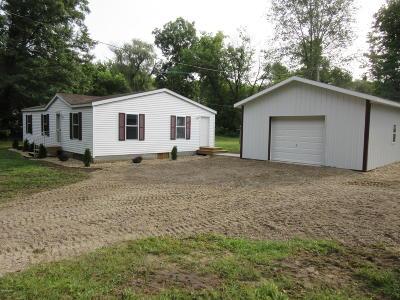 Dowagiac Single Family Home For Sale: 54677 California Road