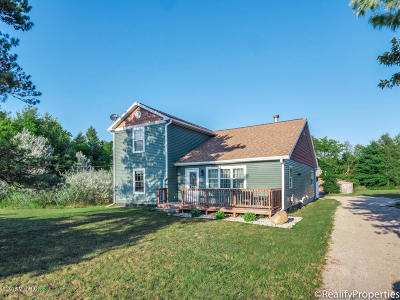 Sparta Single Family Home For Sale: 9204 N Division