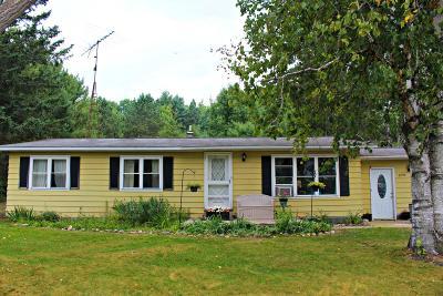 Onekama Single Family Home For Sale: 5732 Dyke St