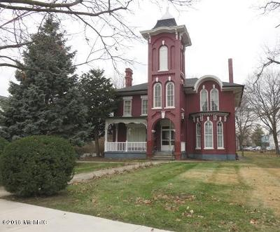Branch County Multi Family Home For Sale: 73 N Monroe Street