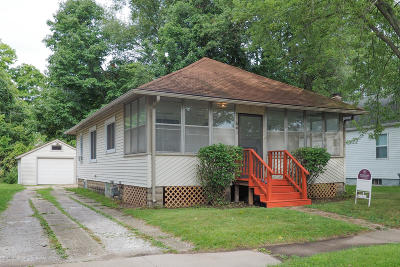 St. Joseph County Single Family Home For Sale: 641 Constantine Street