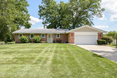 Galesburg Single Family Home For Sale: 5218 N 37th Street