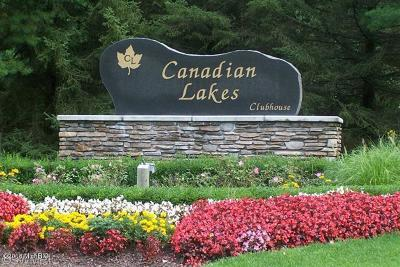 Canadian Lakes Residential Lots & Land For Sale: 9490 Golf Port Drive N