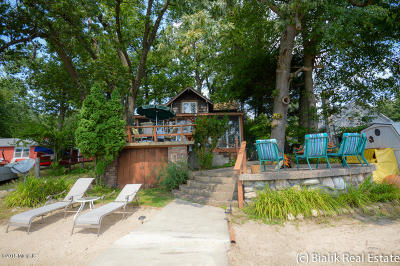 Grant Single Family Home For Sale: 4374 W 124th Street