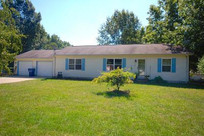 Benton Harbor Single Family Home For Sale: 4232 Echo Road