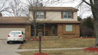 Single Family Home For Sale: 4125 Holyoke Drive SE